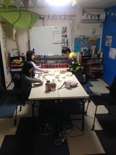 English art class in Kiyosu